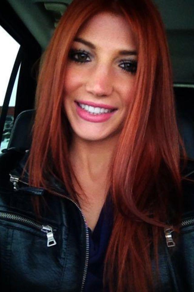 897840bd3218d6680f8513dca1854ba5 Copper Red Hair Hair Inspog 640