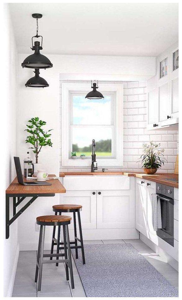 kitchen interior apartment