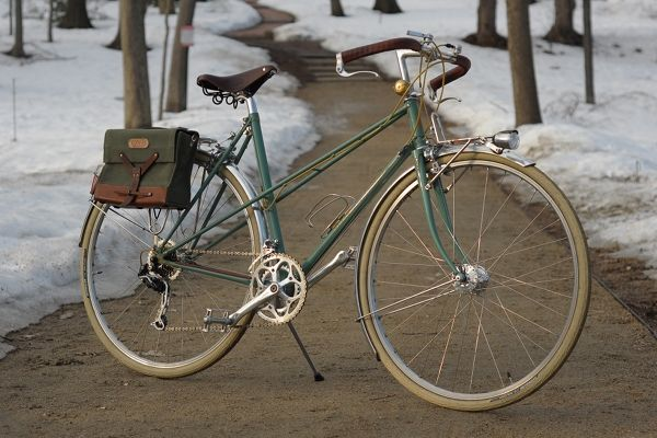 lovely mixte