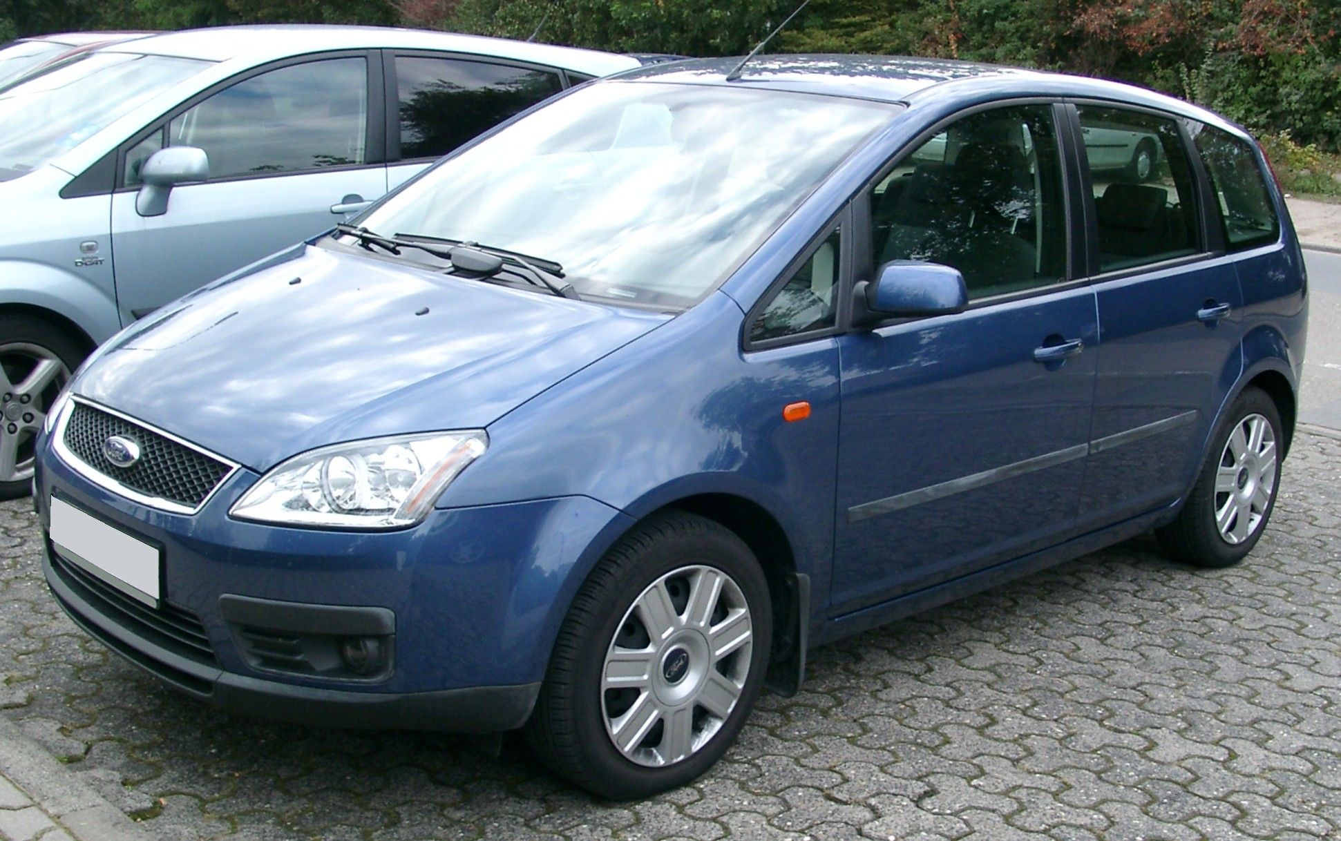 2007 Ford C Max Ford C Max Wikipedia The Free Encyclopedia 2007