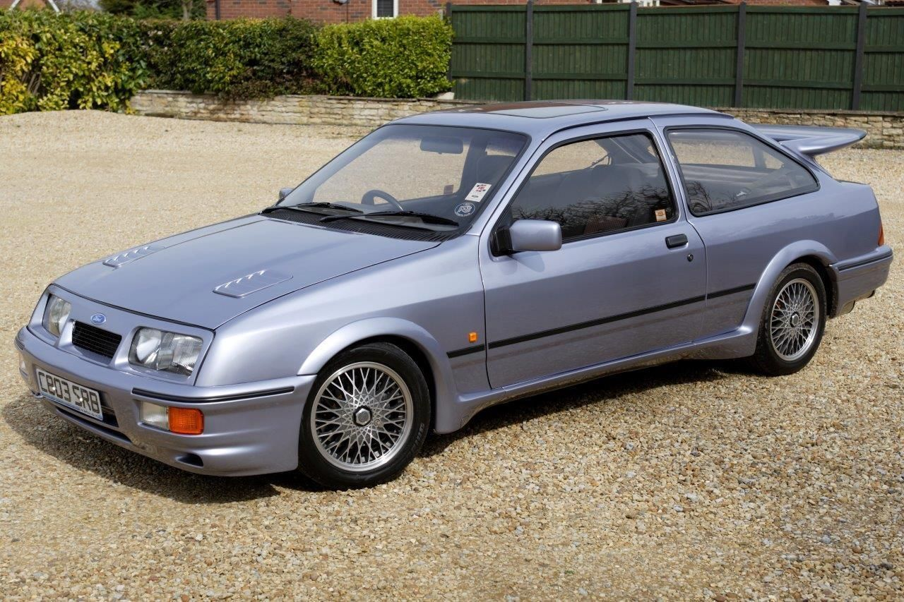 Ebay 1986 Ford Rs Cosworth Sierra 3 Door An Outstanding Example Rally Track Car Ford Rs Classic Cars Bmw Car