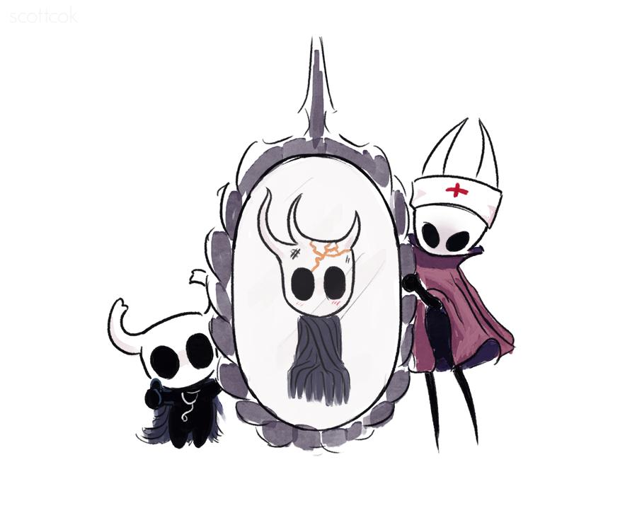 Little Fixer Upper Hollow Knight Hollow Art Hollow Night Knight