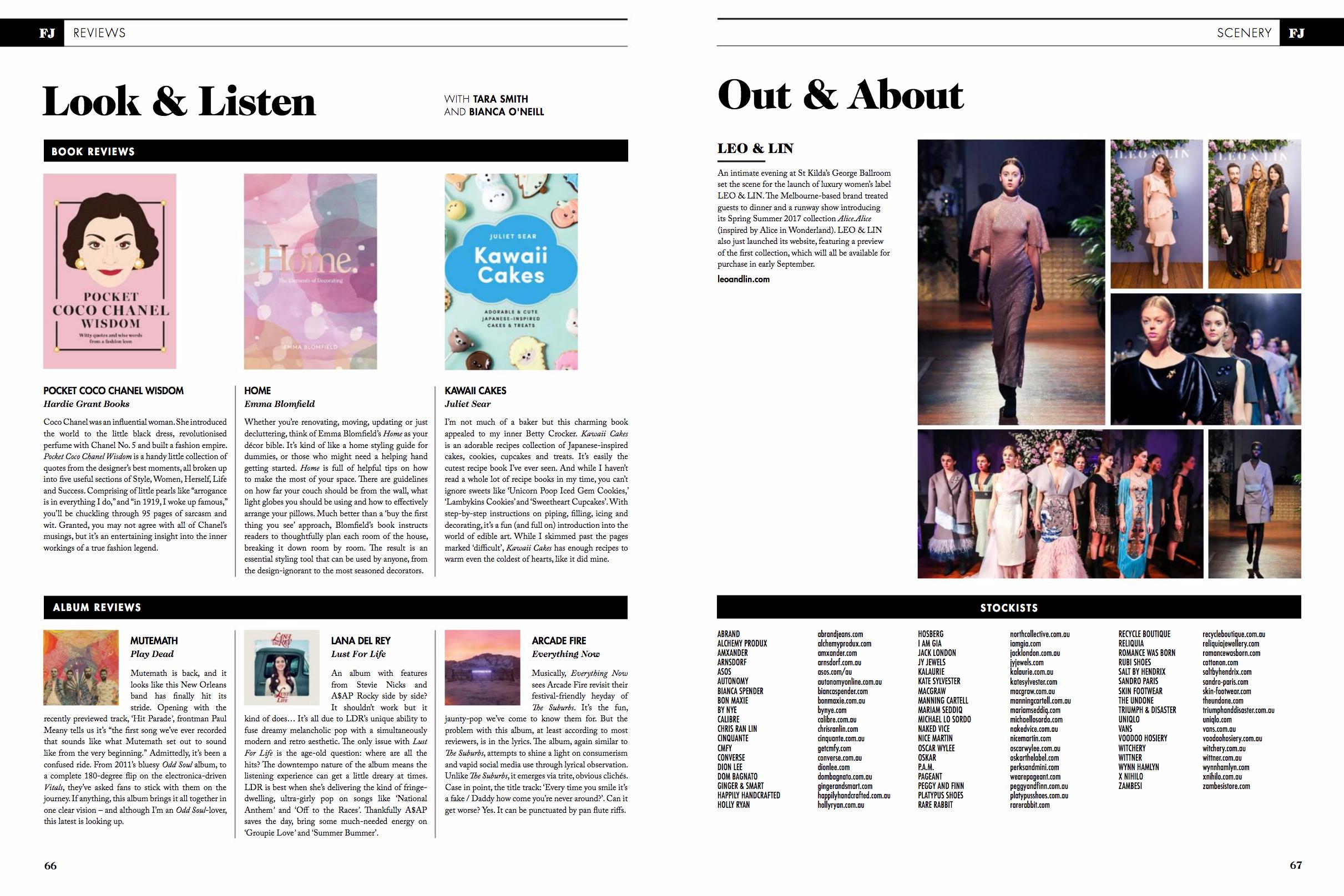 Fashion Journal 171 Magazine Design Magazine Editorial Fashion Journals