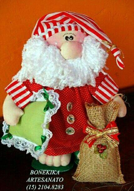 Pin von maria paula auf muñecos de navidad | Pinterest