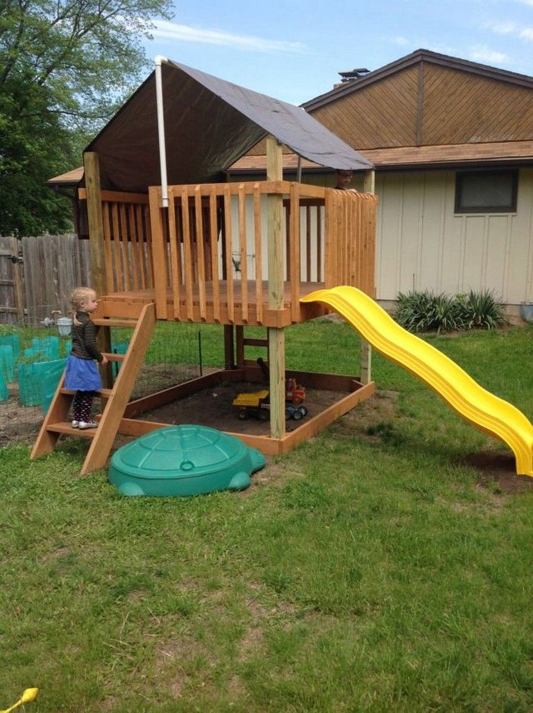 Best 14 Simple Backyard Playground Ideas For Your Kids Backyard Playground Playground Backyard Diy Playground Design Backyard diy playground ideas