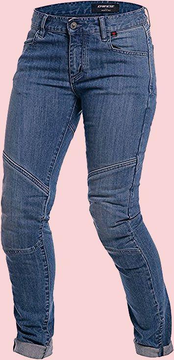Photo of Dainese Amelia Slim Women's Jeans – RevZilla