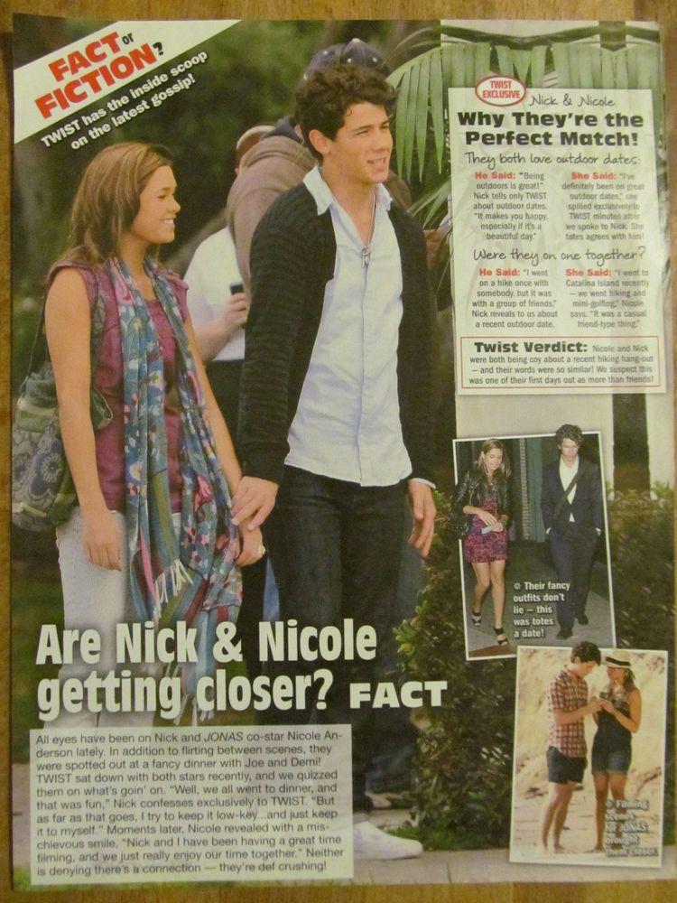 Nicole Anderson dating
