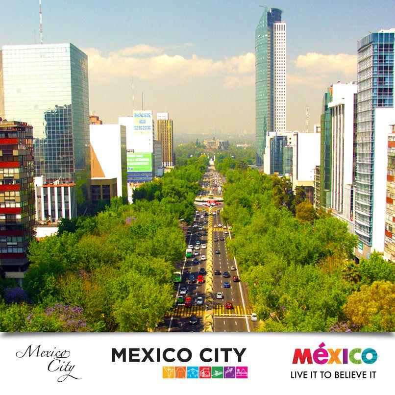 La gran Ciudad de México