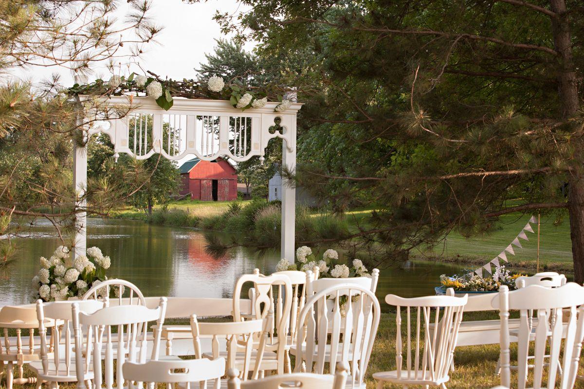 Farmington Lake is a private country estate outdoor ...