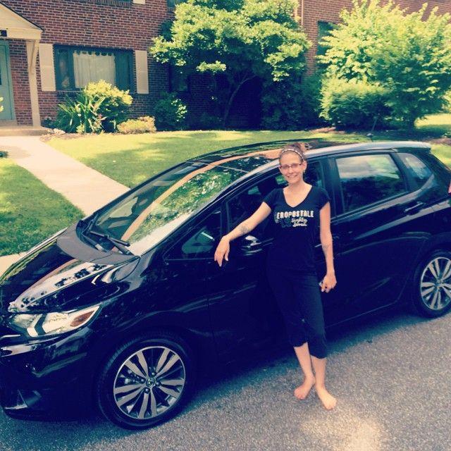 """""""Our new car! Goodbye Cavalier"""