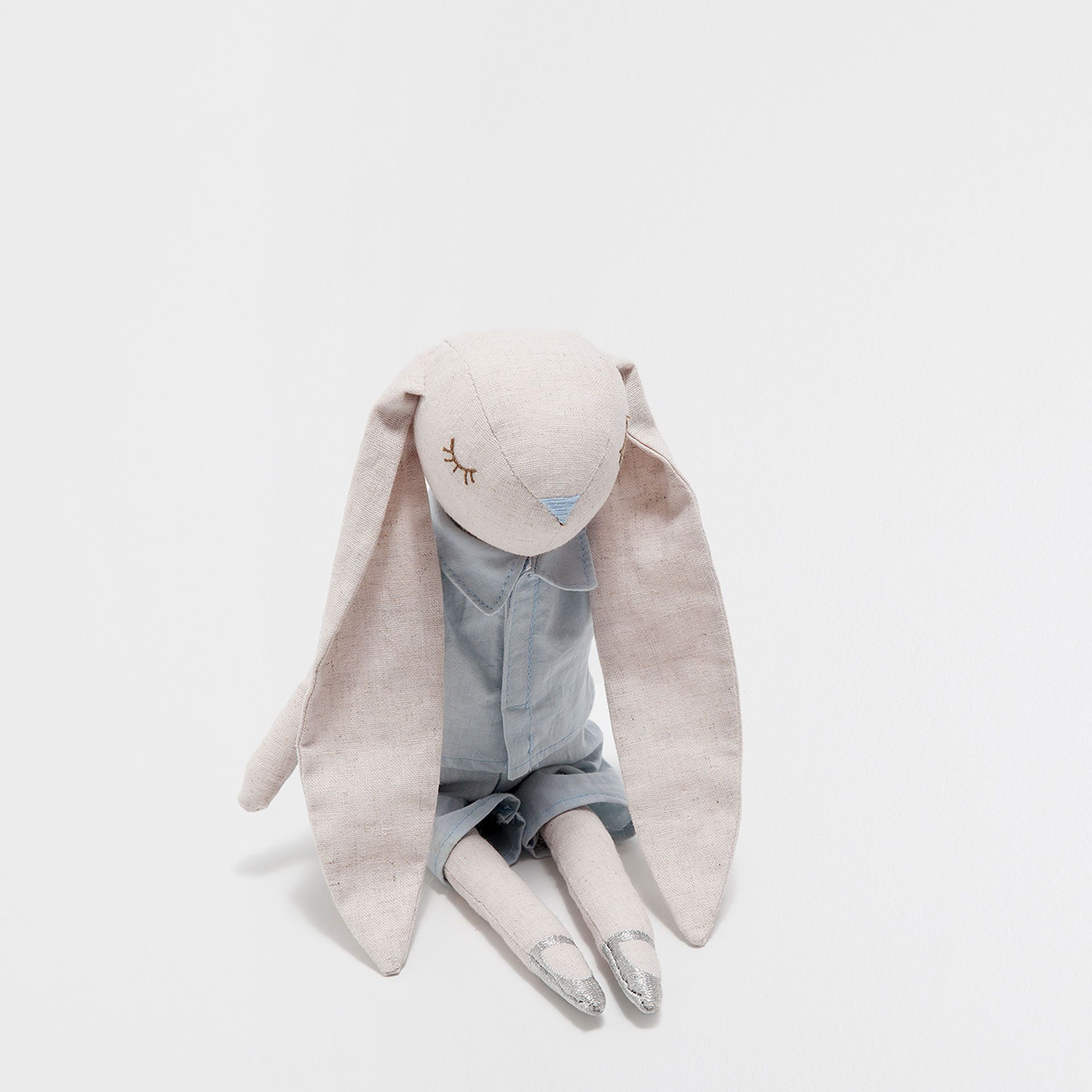 BUNNY SOFT TOY WITH LONG EARS  New Arrivals  Decoration  Zara