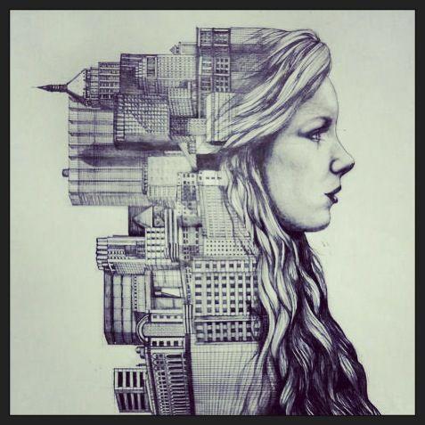Sketch Drawing Organic And Rectilinear Line Gcse Art Metamorphosis Art Gcse Art Sketchbook