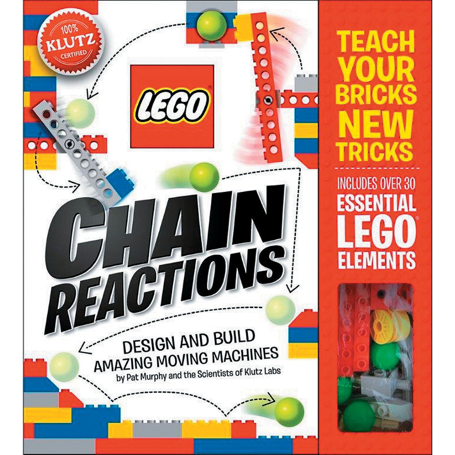 LEGO Chain Reactions   MindWare