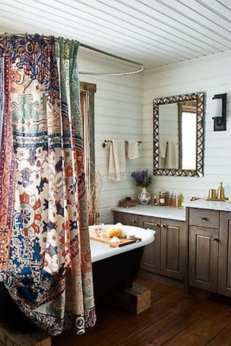 25+ Admirable Ideas Bohemian Farmhouse Design Ideas # ...