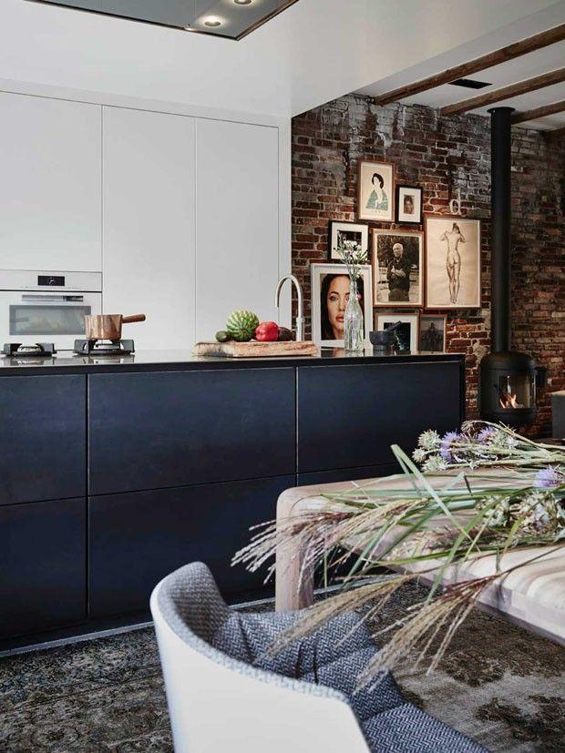 Casa mistura estilo rústico ao luxuoso