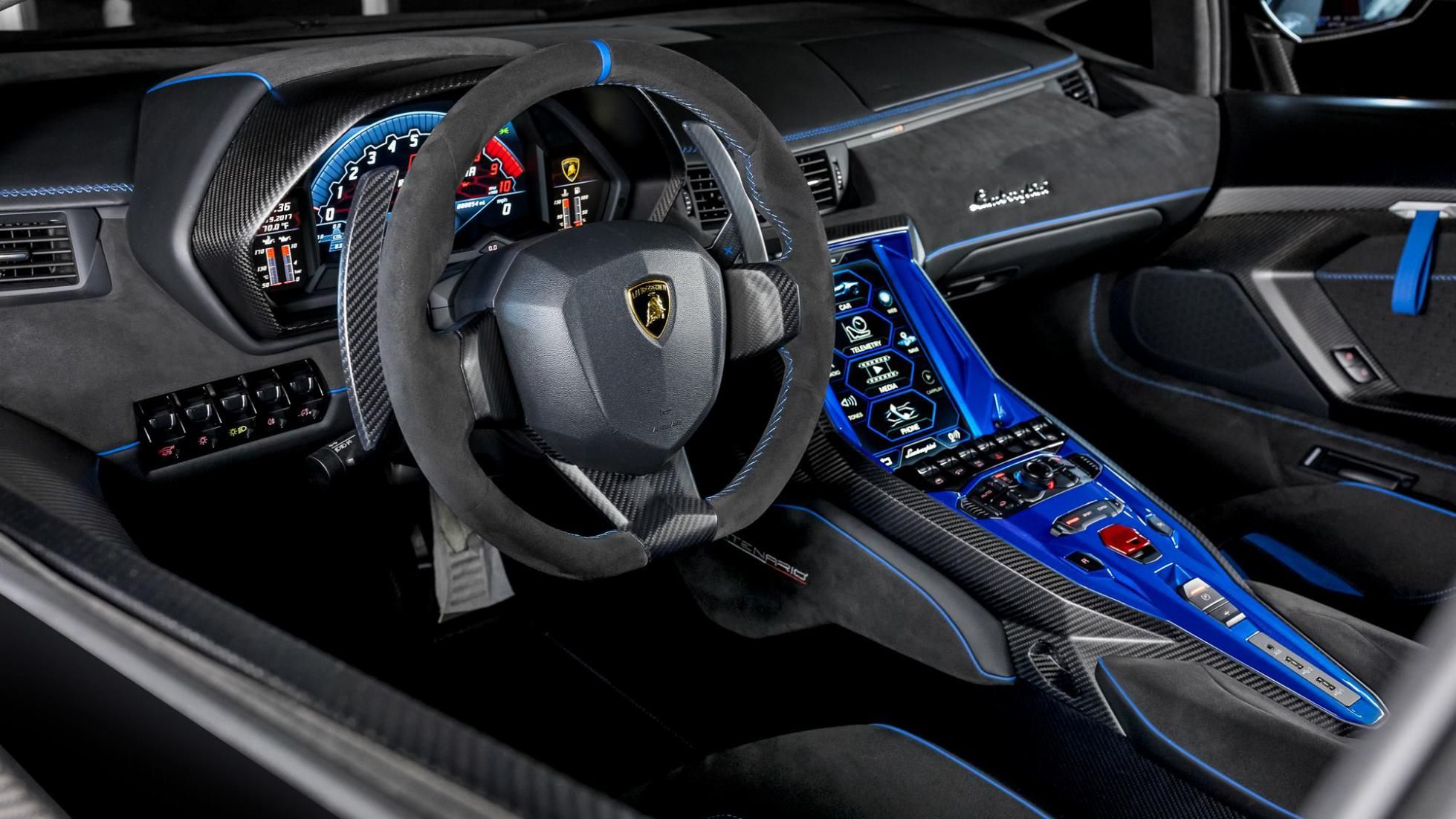 This Is The First Lamborghini Centenario In The States