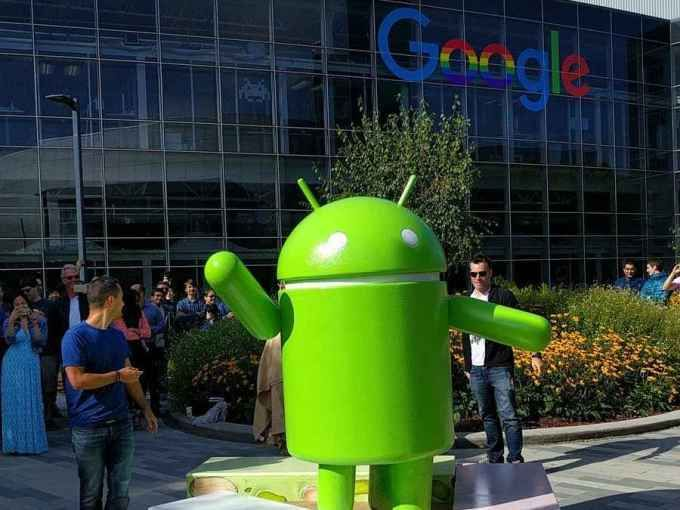 Report: Android overtakes Windows as the internets most use