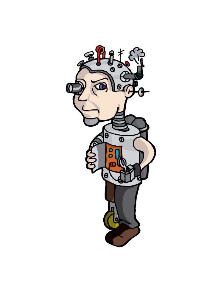 Cyborg me