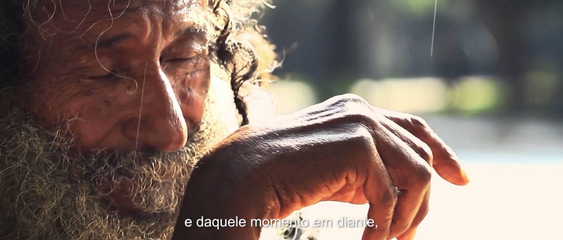 """O Condicionado"" - Facebook stories - mendigo - desabrigado"