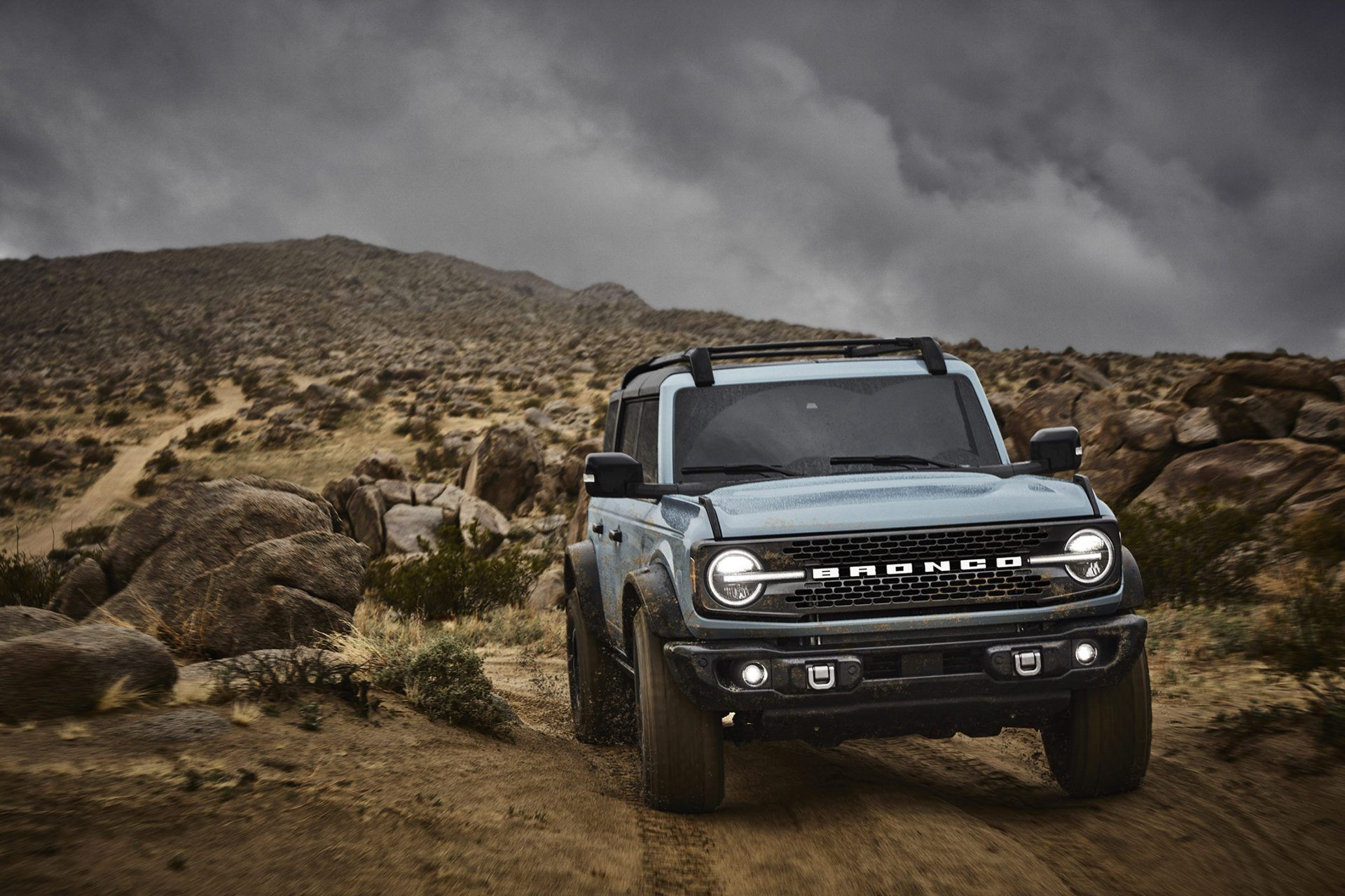 Meet The New 2021 Ford Bronco Models Specs Prices Gallery In