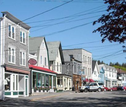 Northeast Harbor, Maine Maine travel, Acadia national