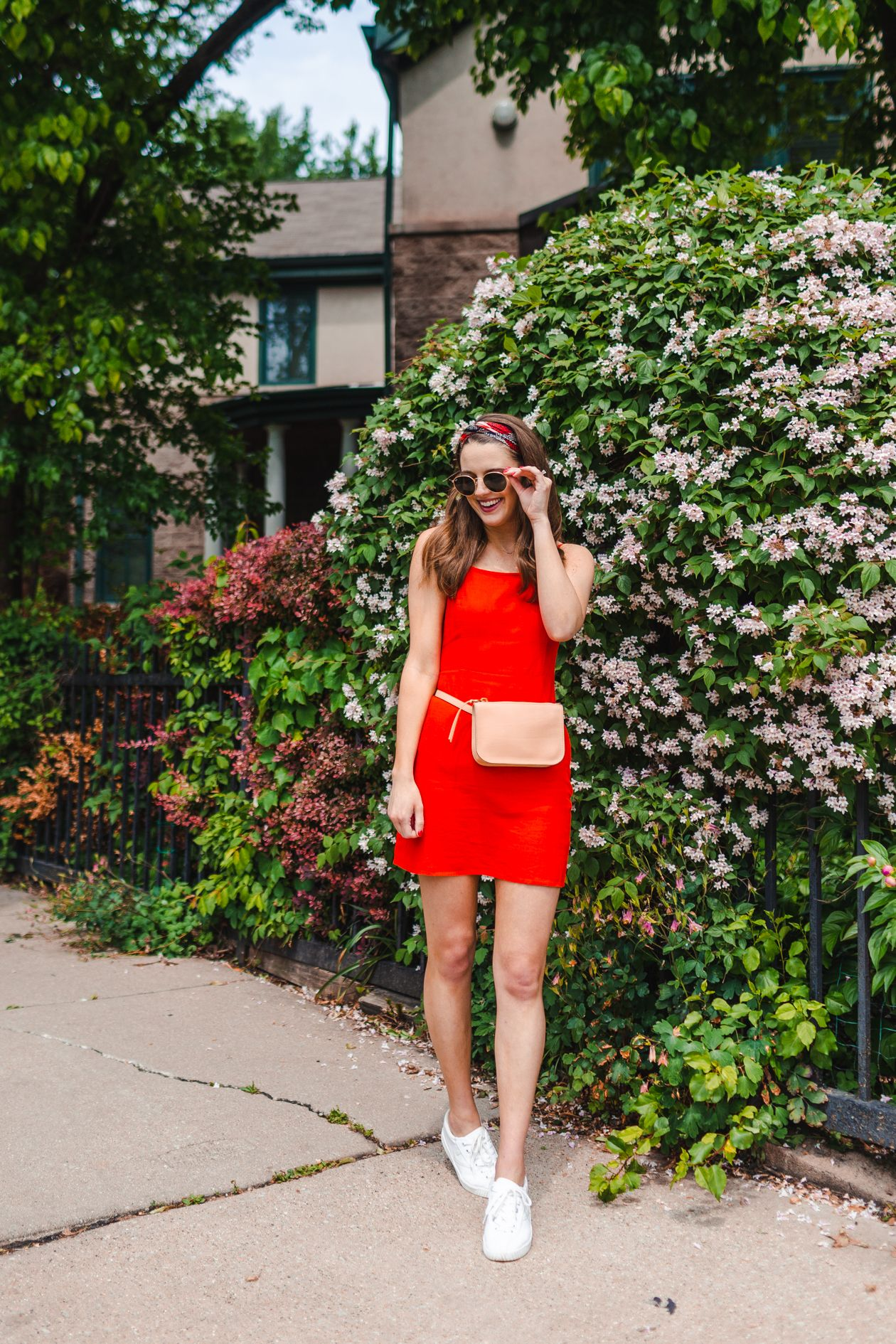 How To Style A Little Red Dress 3 Ways For Summer Little Red Dress Red Dress Vegas Dresses [ 1890 x 1260 Pixel ]