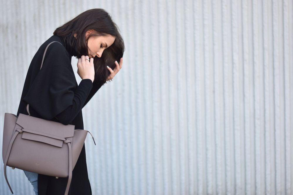 Celine belt bag in taupe   CELINE   Celine belt bag, Celine, Bags 9d3a30aab5