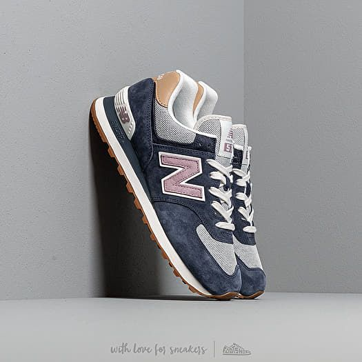 New Balance 574 Navy Cashmere New Balance New Balance 574 Mens New Balance 574