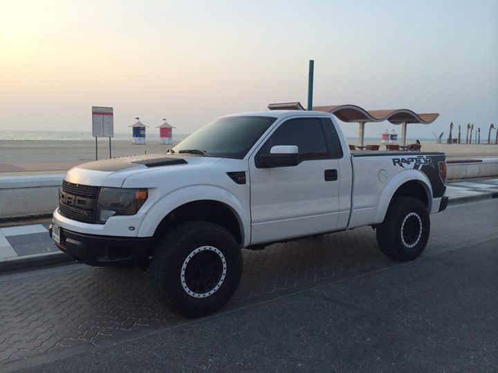 Dubaistyle F150 Single Cab To Raptor Conversion Tapautoparts