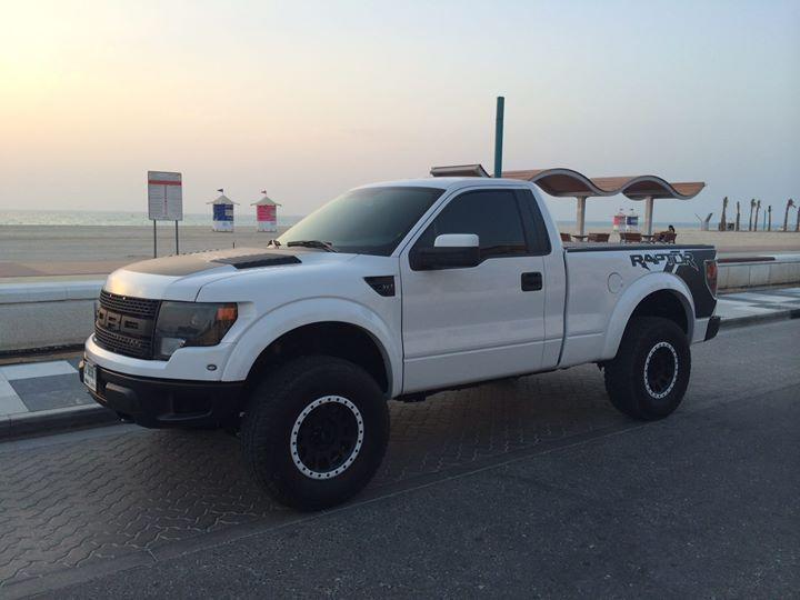 Dubaistyle F150 Single Cab To Raptor Conversion Tapautoparts
