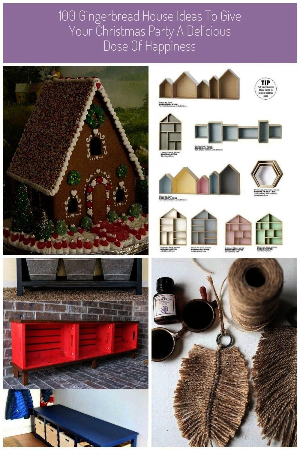 House Ideas to give your Christmas Party a Delicious Dose of Happiness - Hike n Dip house decor 100
