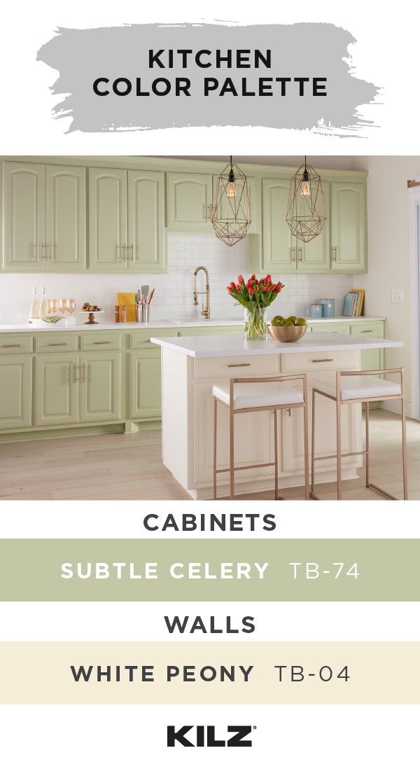 White Marble Countertops Green Painted Cabinets Hanging Pendant Lights A Subw White Marble Countertops Kitchen Color Palettes Hanging Pendant Lights Kitchen