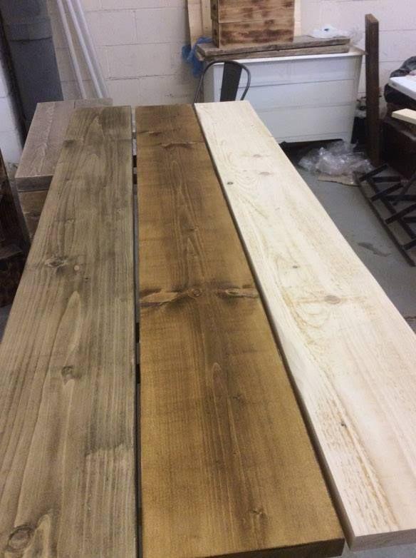 Reclaimed Scaffold Board Shelf Shelving