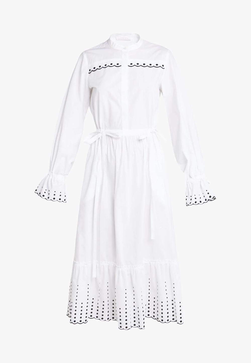 See By Chloe Day Dress White Zalando De Day Dresses Dresses White Dress [ 1443 x 1000 Pixel ]