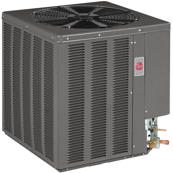 Rheem Value Series Single Stage Series Air conditioner