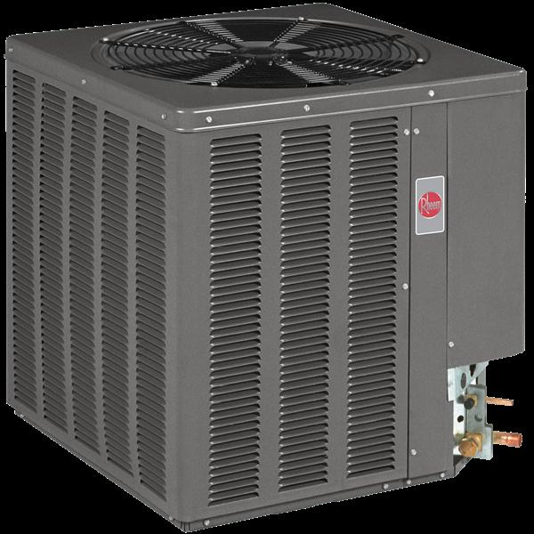 Rheem Value Series Single Stage Series Air conditioner