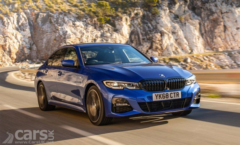 2019 Bmw 3 Series Goes On Sale In The Uk Prices From 32 220 In 2020 Bmw 3 Series Bmw Mini Cooper S
