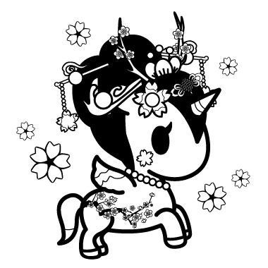 Coloring Pages Tokidoki In 2020 Coloring Pages Free Coloring Pages Color
