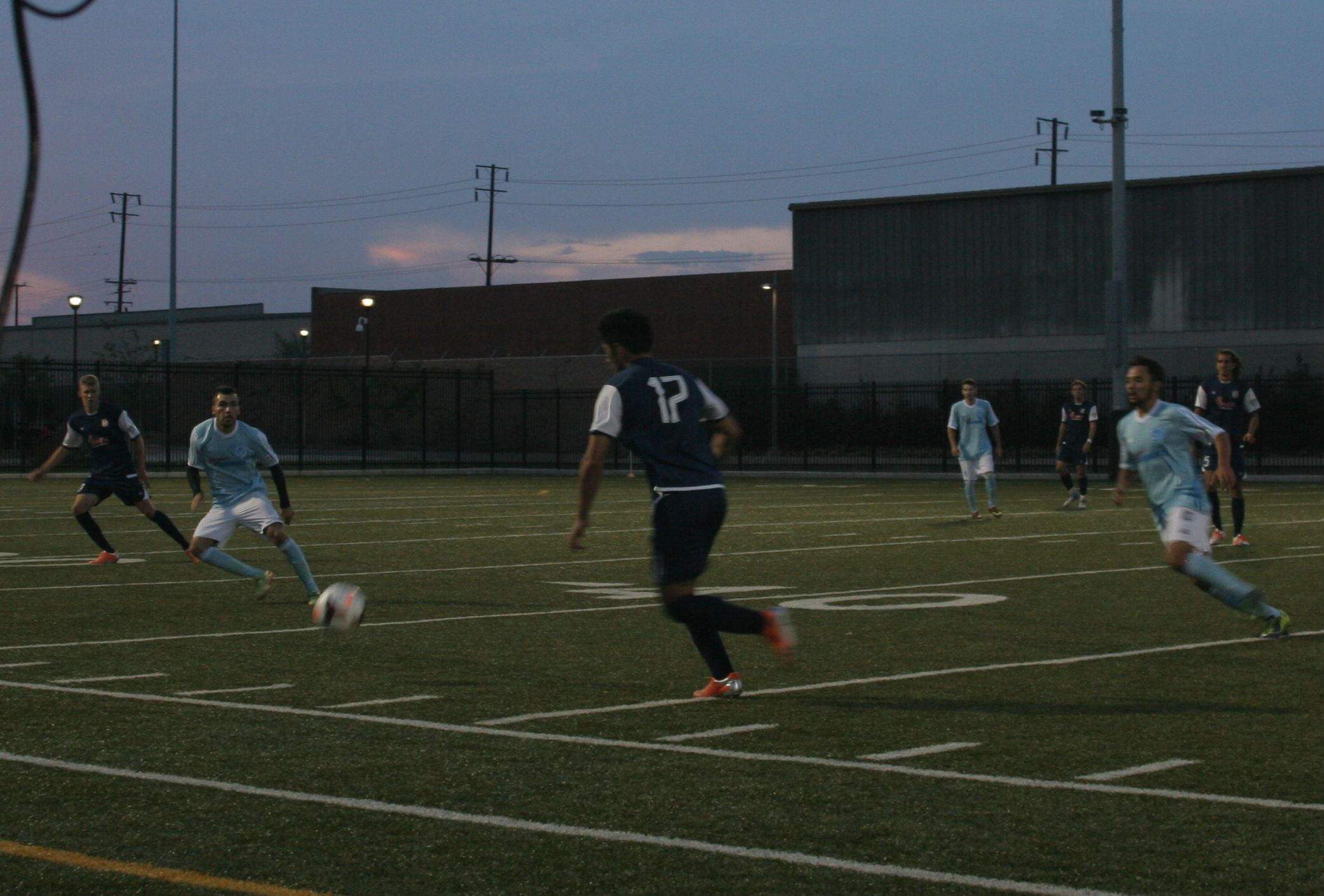 The LA Misioneros defeat the S.C Seahorses 5-0 this May 21 as they sit on top of the division with a demanding 7 points in 3 games.