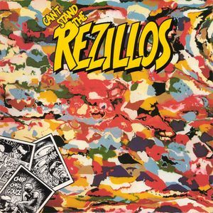 Rezillos Can T Stand The Rezillos Vinyl Lp Album At