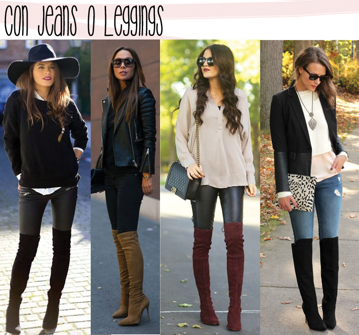 Con Jeans324 En 2019 Outfits Botas De Moda Y Outfits