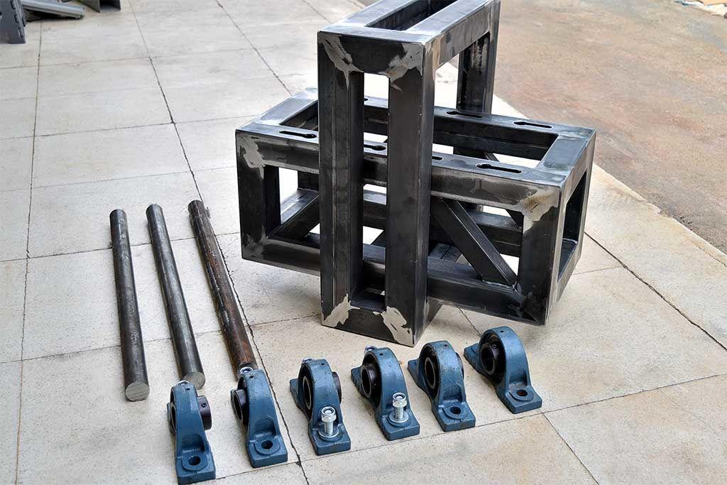 Homemade Metal Bender Metal Bender Welding Projects Welding