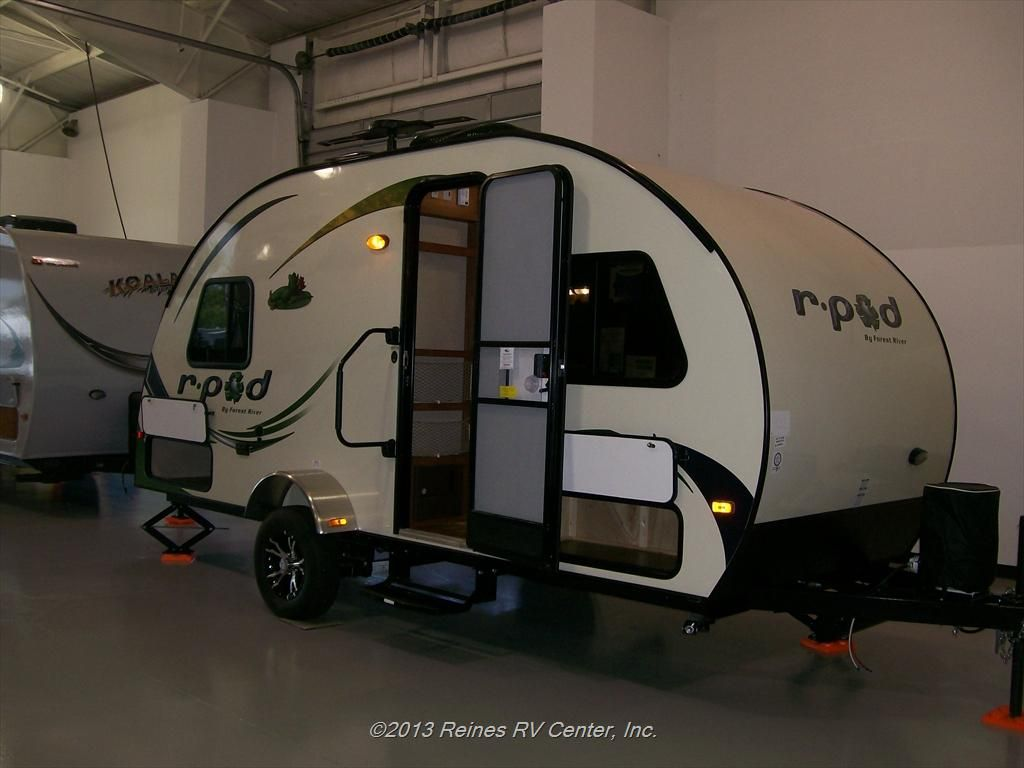New 2014 Forest River R Pod 178 For Sale By Reines Rv Center Inc