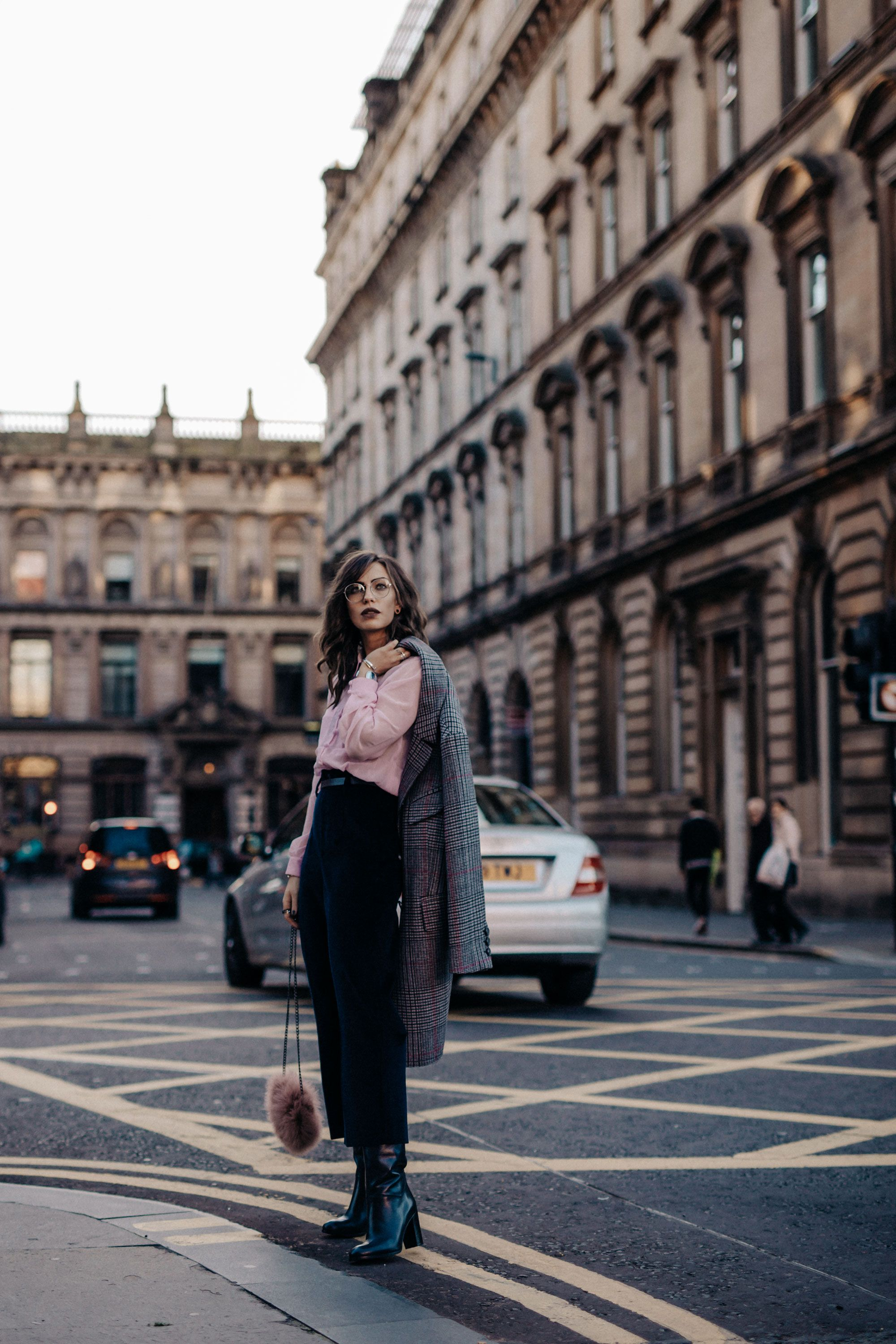 5 Tipps for Glasgow | Outfit: Max&Co. | Blogger | Street style | Fashion Editorial | Style: Autumn / Winter | Business | simple, effortless, chic, preppy | Scotland, London, UK #editorialfashion