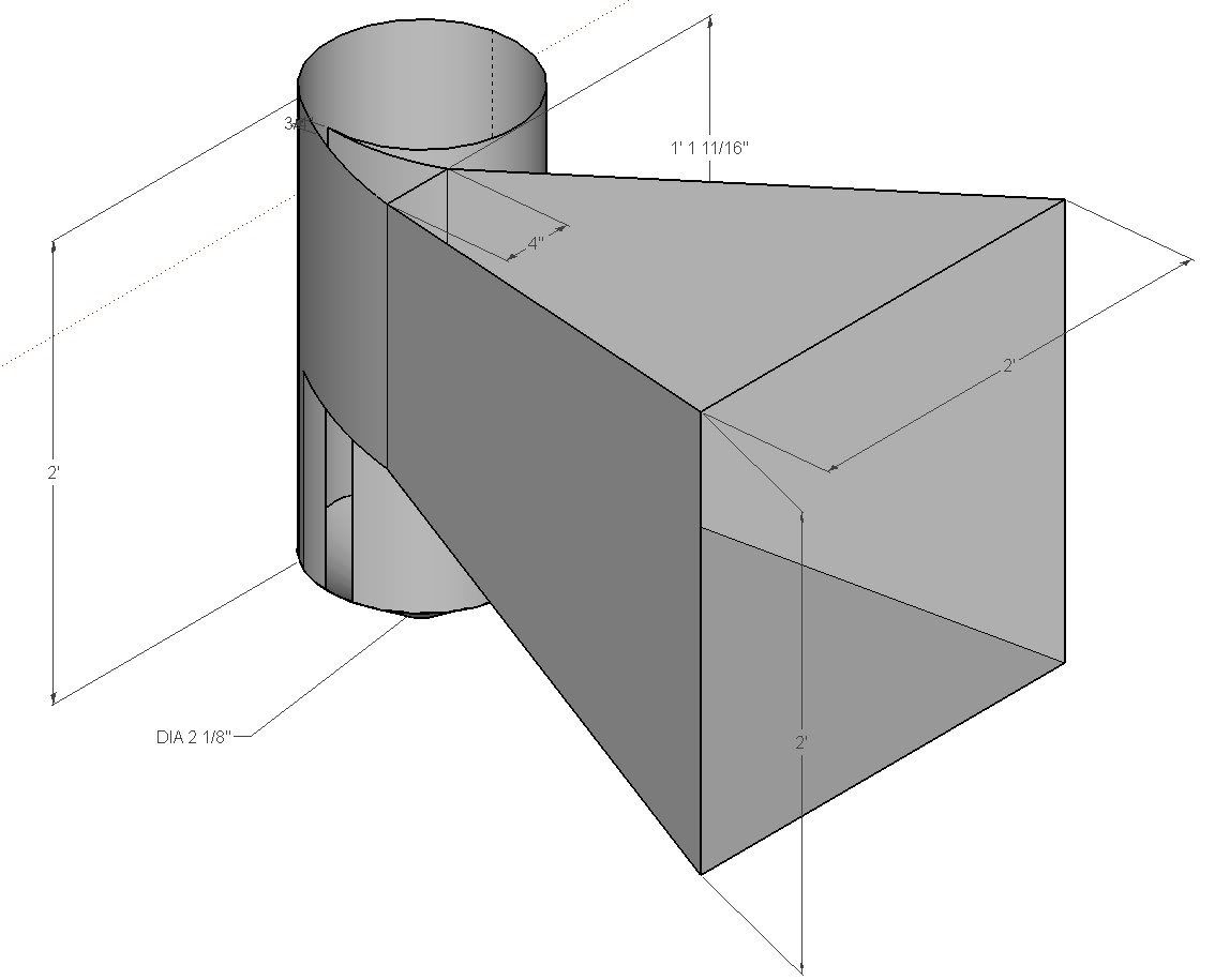 Plans for a bullet trap with pictures looking for for Indoor range design