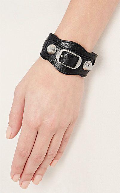 Balenciaga Arena Giant Bracelet - Bracelets - 501013385