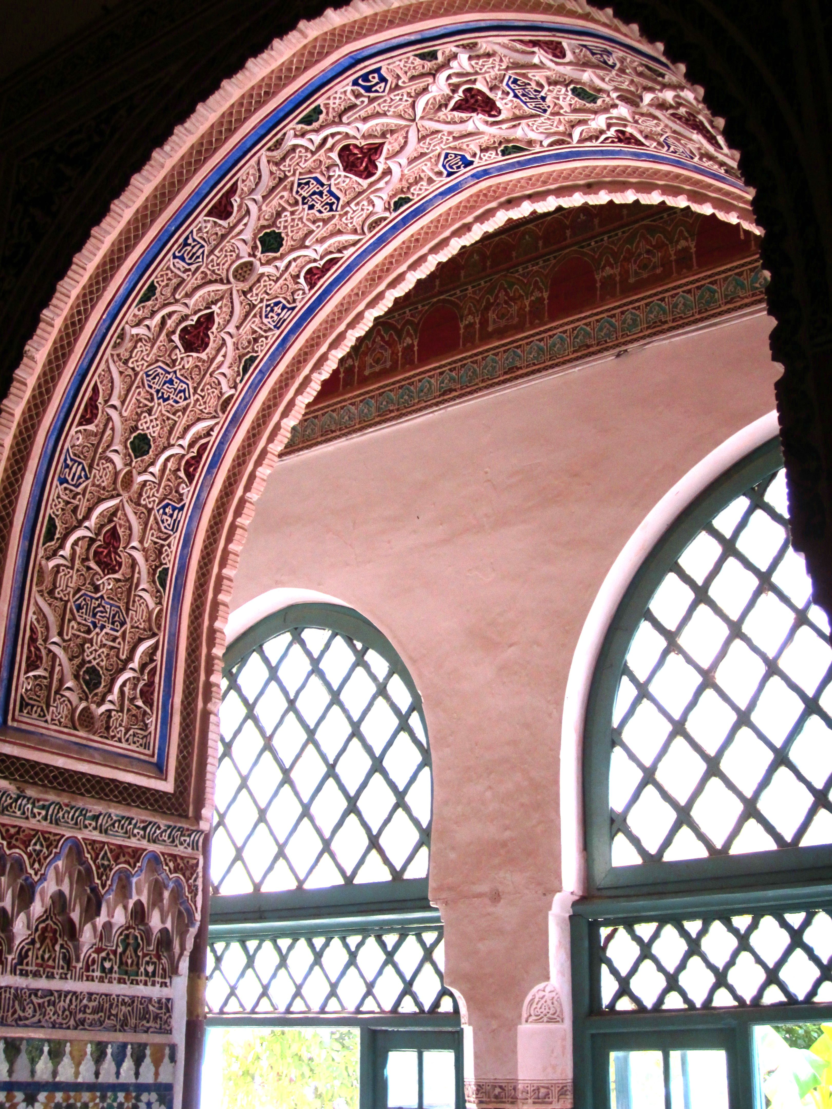 Moroccan Archway | Moroccan Blend | Pinterest for Moroccan Archway  589ifm