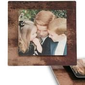 Photo on metal. I have to do this !