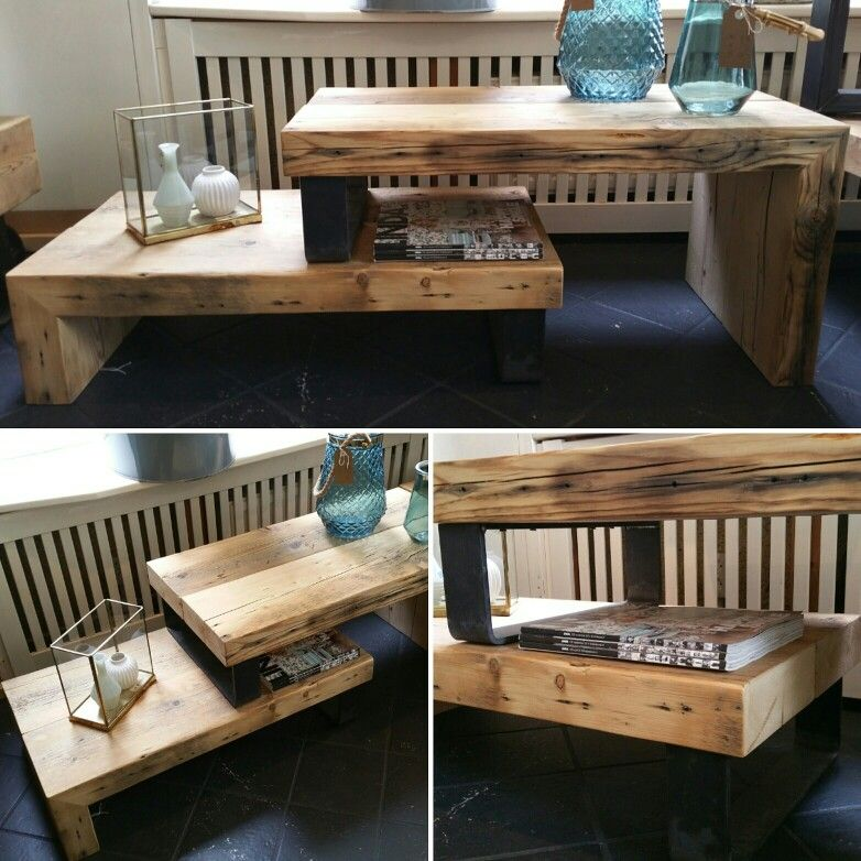 Tv-meubel / dressoir Studio  Natuurlijk is dit meubel