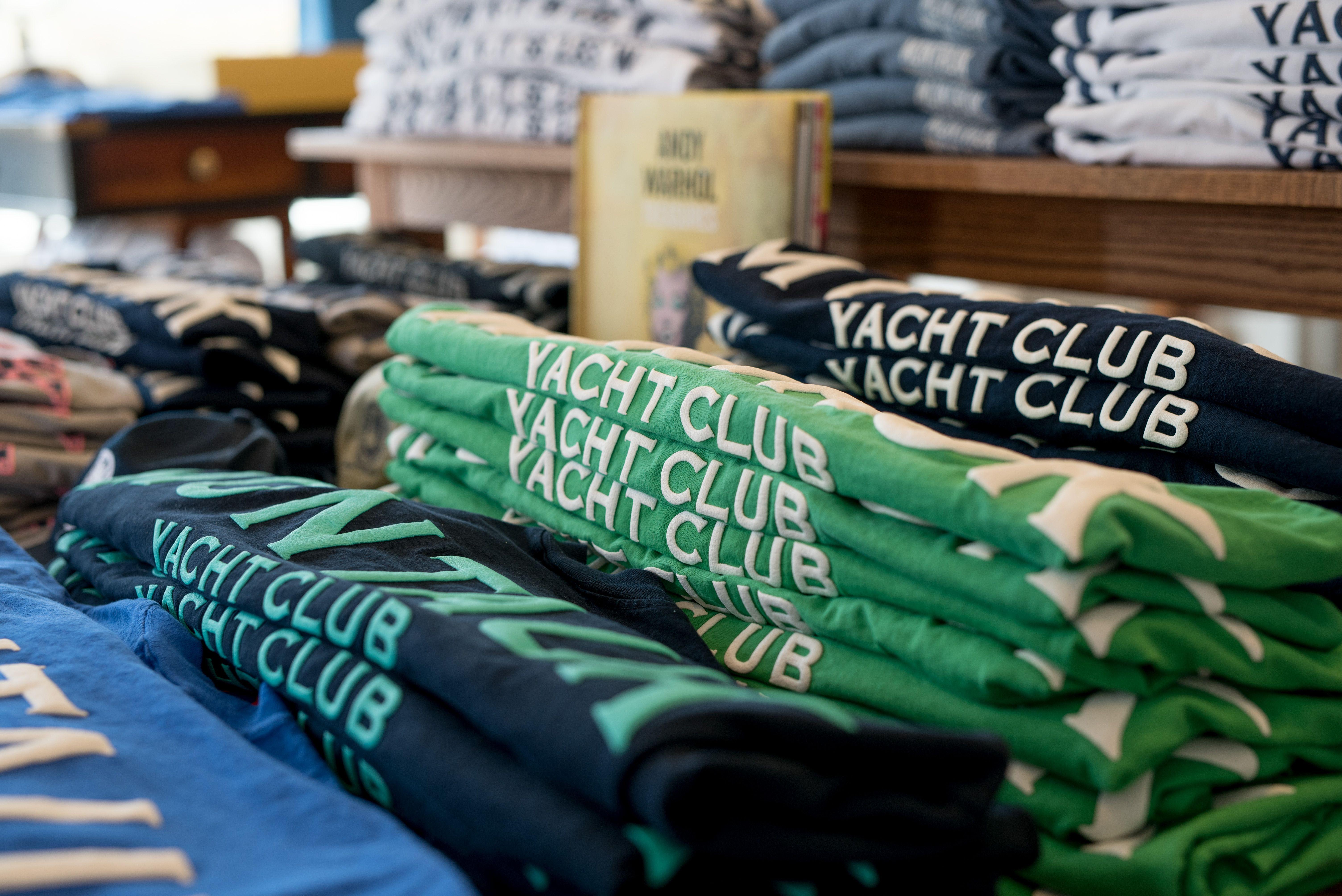 #MYC #Montauk #MontaukYachtClub #GiftShop #Shirts #YachtClub #Marina #Resort
